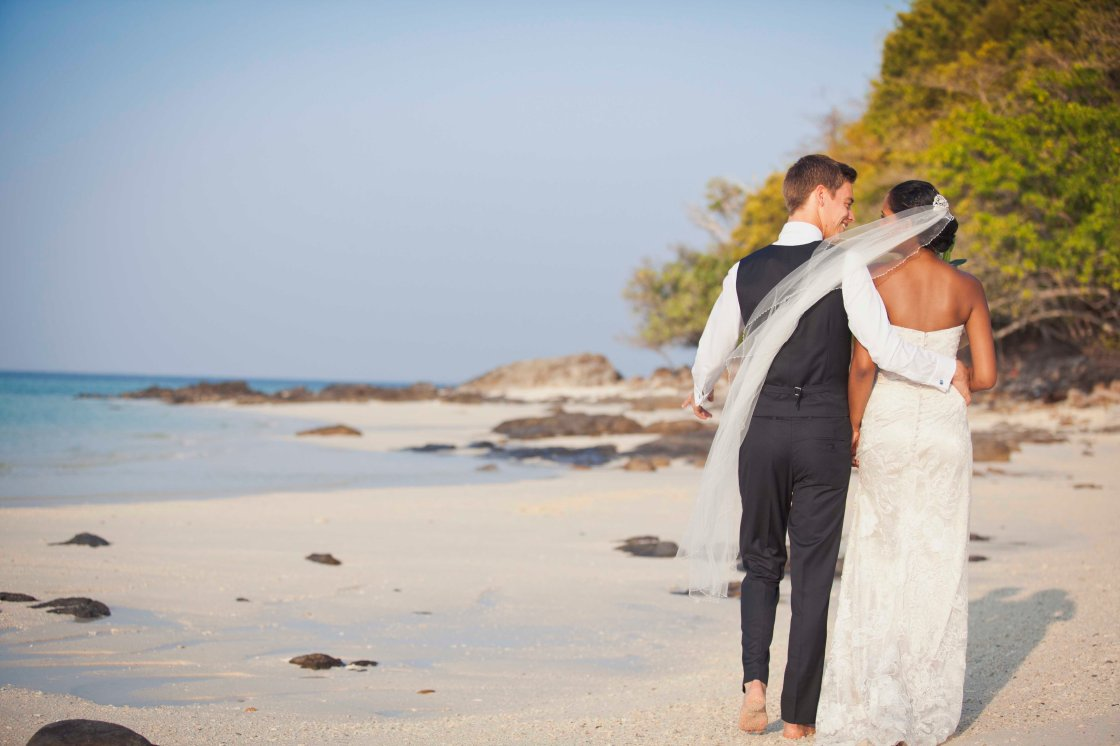 Destination wedding in Phi Phi Island