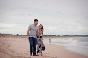 Engagement Photo Shoot Cronulla : Kat Stanley Photography