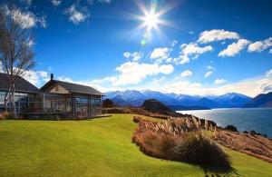 Matakauri Lodge, Queenstown New Zealand