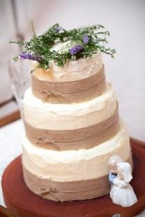 Camden wedding cake, Jules & Ben