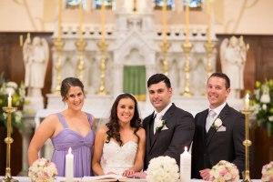 Church wedding Broadway