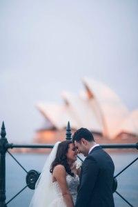 Sydney Harbour Wedding Photographer